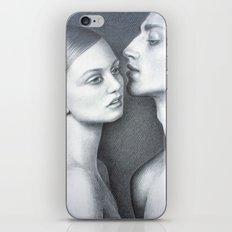 Est-ce que tu m'aimes? iPhone & iPod Skin