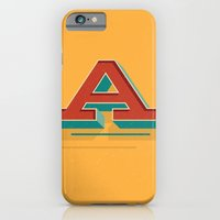 A is for... Anything iPhone 6 Slim Case