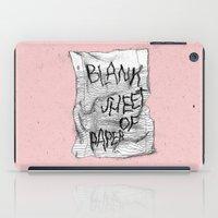RAMONA FALLS iPad Case