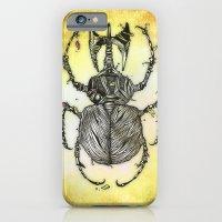 Sr Coprofago - Beetle shit iPhone 6 Slim Case
