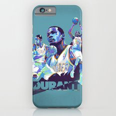 Kevin Durant NBA Illustration serie 1 of 3 iPhone 6s Slim Case