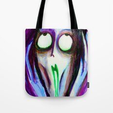 Madness Of The Queen Tote Bag