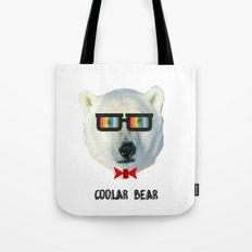 coolar bear Tote Bag
