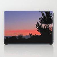 July Sunrise over London iPad Case