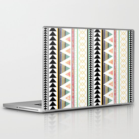 Aztec 3 Laptop & iPad Skin