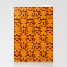 Trick or meow Stationery Cards
