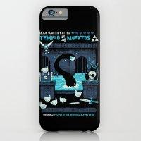 iPhone & iPod Case featuring Templo de los Muertos by jublin