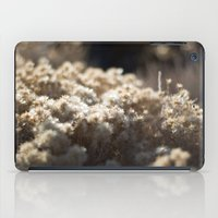 Winter's Asters iPad Case