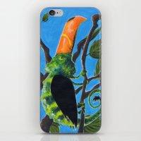 Tukameleon iPhone & iPod Skin