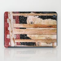 virgin wool iPad Case