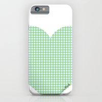 I love you this much... (blue) iPhone 6 Slim Case