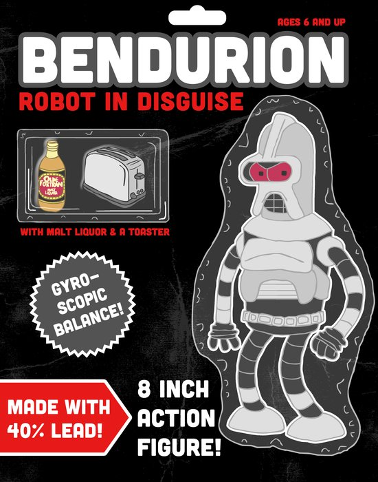 Bendurion: Robot in Disguise Canvas Print