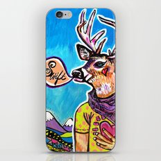Swift Deer iPhone & iPod Skin