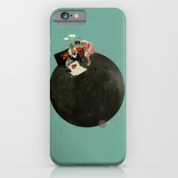 iPhone & iPod Case featuring Life on Earth | Collage by Ju. Ulvoas