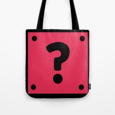 Video Game Mystery Box Tote Bag