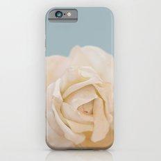 IVORY ROSE Slim Case iPhone 6s
