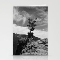 On The Edge Stationery Cards