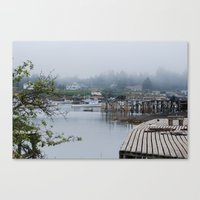 Corea, Maine Canvas Print