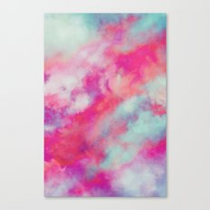 Rained Canvas Print