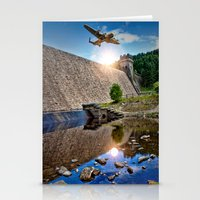 Over the Dam Stationery Cards