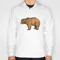 BROWN BEAR Hoody