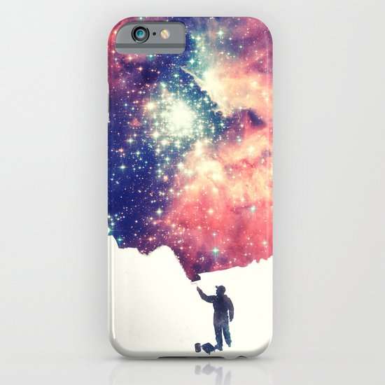 Painting the universe iPhone & iPod Case