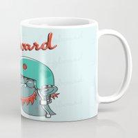 Longboard Mug