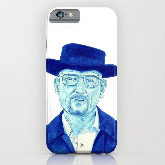 Breaking Blue iPhone & iPod Case