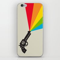 Colour Explosion iPhone & iPod Skin