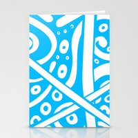 Crossroads Blues Stationery Cards