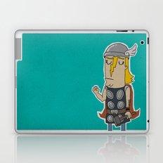 004_thor Laptop & iPad Skin