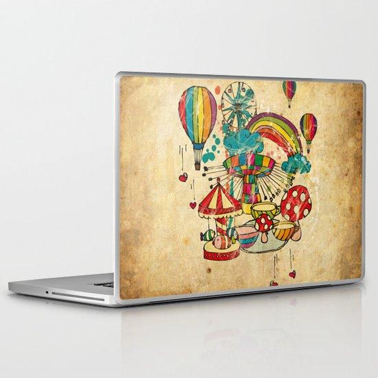 Funfair! Laptop & iPad Skin
