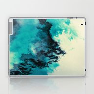 Painted Clouds V Laptop & iPad Skin