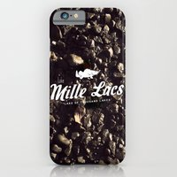 iPhone & iPod Case featuring LAKE MILLE LACS by Branding 10,000 Lakes