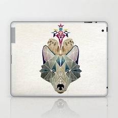wolf and owls Laptop & iPad Skin