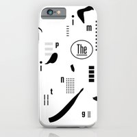 The Imprinting iPhone 6 Slim Case