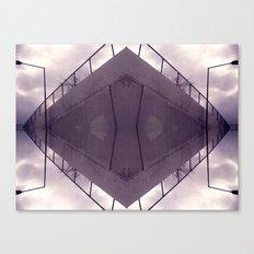 No Horizon Canvas Print