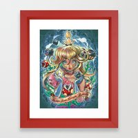 Absolute Power Corrupts … Framed Art Print