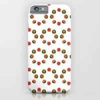 iPhone Cases featuring It's just a phase by Emma Anna