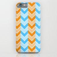 Something Fishy Zig Zag iPhone 6 Slim Case