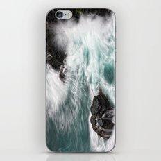Atlantic Coast, Cornwall UK iPhone & iPod Skin