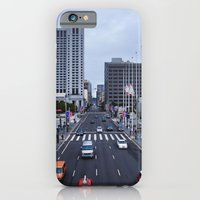 iPhone & iPod Case featuring Oncoming Traffic  by Taylor Scalise