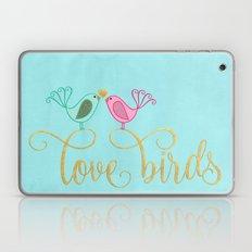LOVE birds I Laptop & iPad Skin