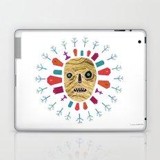 Halloween print: Mummy Laptop & iPad Skin