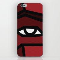 SMBB92 iPhone & iPod Skin