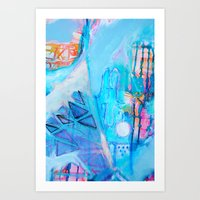 Sacred Symbols - Bend of Ivy Art Print