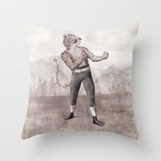 Champ Throw Pillow