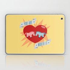 Unicorns are Worth It Laptop & iPad Skin