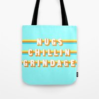 Encino Man (Rule Of Thre… Tote Bag