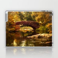 The Gapstow Bridge Laptop & iPad Skin